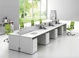 Office Desk Cubicles Of Ades Cluster Of Person L Shape Office Desk Cubicle Module 13