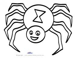 Spider Color Pages Spider Coloring Pages To Download And Print For Free by Spider Color Pages