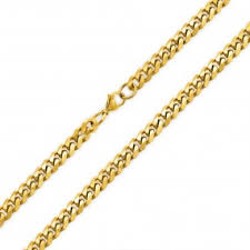 stainless gold necklace images Sterling silver chain necklaces stainless steel chains to match jpg