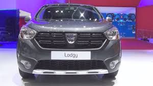 renault lodgy specifications dacia lodgy stepway unlimited dci 110 s u0026s 2017 exterior and