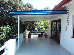 Drop Down Blinds Carports Shadeports Patio Structures Adjustable Louvre Patio