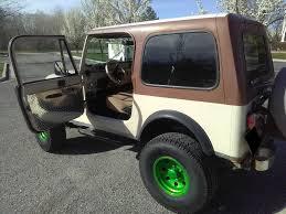 diesel jeep cars 1984 jeep cj cummins turbo diesel