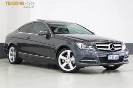 2011 mercedes c250 4matic 2011 mercedes c250 cdi be w204 my11 coupe for sale in bentley