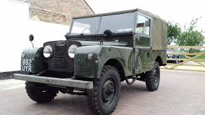 vintage land rover ad 1957 land rover series 1 for sale 1917435 hemmings motor news