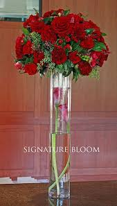 Carnation Flower Ball Centerpiece by Best 25 Rose Wedding Centerpieces Ideas On Pinterest Red