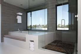Modern Contemporary Bathroom Modern House Architecture Chalon Residence By Brechtel