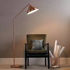 Retro Floor Lamps Vintage Floor Lamp Shades And Large Retro Lamps Pole To Ceiling