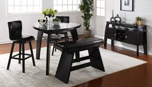 unique bar height dining table for small home decoration ideas
