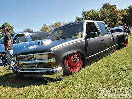 stanced trucks itt i post lowriders cars trucks and girls page 236