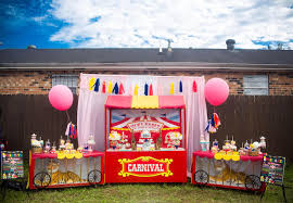 backyard birthday party ideas kara s party ideas backyard carnival birthday party kara s party ideas