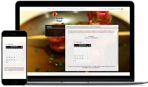 your reservation button on your own website eltenedor