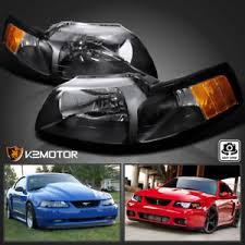 02 Black Mustang Gt 02 Mustang Gt Ebay