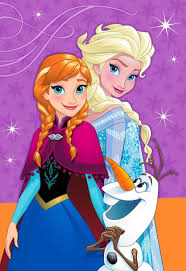 disney frozen elsa anna olaf halloween wishes card greeting