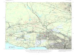 Earthquake Map Los Angeles by Inventory Of Landslides Triggered By The 1994 Northridge
