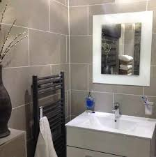 Light Grey Tiles Bathroom Moderna Light Grey Porcelain Floor And Wall Tiles 600x300mm