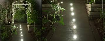 Led Patio Lights Dek Dots Dekor Lighting