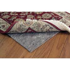 shop surface source 48 in x 72 in rug pad at lowes com