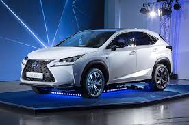 blue lexus nx new lexus nx targets q5 x3 and evoque autocar