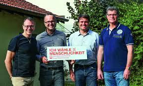 Dr Peter Bad Mergentheim Wählt Menschlichkeit Bbt Gruppe