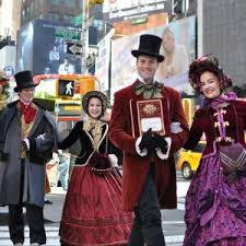 christmas carolers hire the yuletide carolers nyc christmas carolers in new york