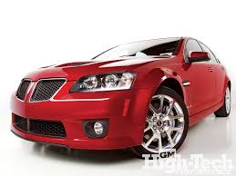 2009 pontiac g8 gxp gm high tech performance magazine