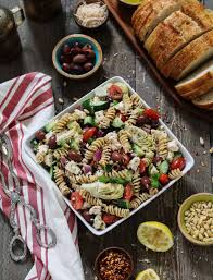 What Is Pasta Salad Mediterranean Pasta Salad Vegan U0026 Gf Vegan Huggs