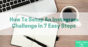 Challenge Setup How To Run An Instagram Challenge Sidhu Media