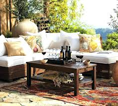 Pottery Barn Rugs Clearance New Pottery Barn Outdoor Rug Alternate View Pottery Barn Indoor