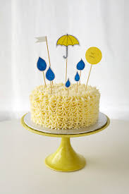 umbrella baby shower raindrops and umbrella baby shower cake cococakecupcakes b flickr
