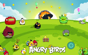 angry birds 2 game hd desktop wallpapers hd wallapers for free