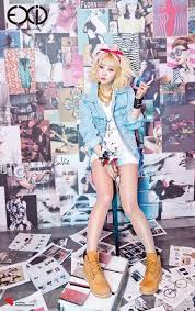 asia k che 75 best exid hyerin images on k pop asia and kpop fashion