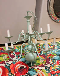 spray painted chandelier remodel i u0027m doing this this weekend we