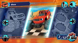 playtime blaze monster machines app store