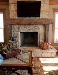 Fireplace Mantel Shelf Pictures by Best 25 Rustic Fireplace Mantels Ideas On Pinterest Brick