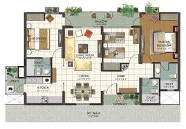 astrum homes astrum grandview floor plan astrum grandview j p 3bhk 3t 3 super area 1500 sq ft apartment