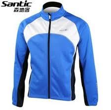 warm cycling jacket santic warm autumn winter cycling jacket buy super warm winter