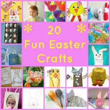 20 fun easter crafts to do with kids woman of many roles