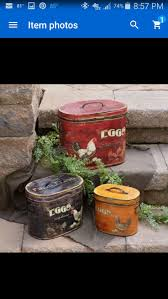 22 best primitive canister set images on pinterest primitive