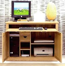computer and printer table laptop and printer desk black wood small laptop computer cart desk