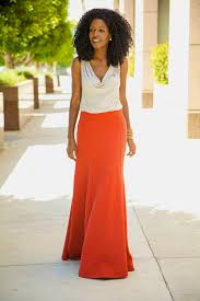 maxi skirt how to wear the maxi skirt different styles for you to try out