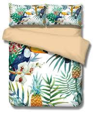 free shipping buy best luxury pineapple mandala peacock bedding