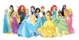 favorite disney princesses