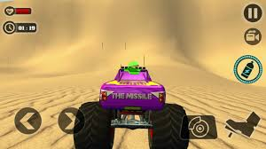 road monster truck derby 2 android gameplay