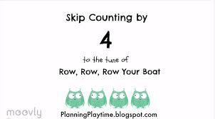 Counting By 7s Song Skip Counting Fast And Easy Way To Memorize Your Multiplication