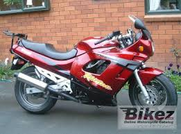 Suzuki 750 F 1997 Suzuki Gsx 750 F Specifications And Pictures