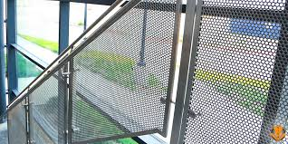 Wire Mesh Panels Stainless Steel Modular Railing Systems Viva Cube