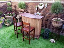 Garden Bar Ideas Cheap Ideas For Decorating Your Garden 18 Outdoor Garden Bar