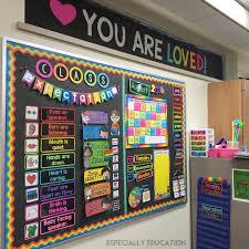 Pinterest Classroom Decor by Especially Education U2014 1st Grade Ideas Pinterest Classroom