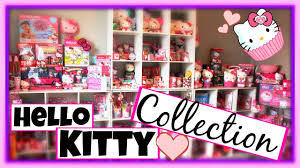 huge kitty collection