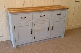 Buy Buffet Table Cabinet Distressed Sideboard Graceful Distressed Timber